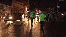 Kırmızı Işık İhlali Yapan Motosiklet Sürücüsü Kamyona Çarptı: 1 Ölü