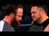 War of words between Eric Young and Samoa Joe (March 27, 2014)
