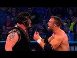 World Title: Magnus vs. Samoa Joe vs. Eric Young vs. Abyss (April 3, 2014)
