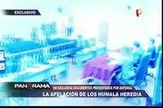 Apelación de los Humala-Heredia: estos son los documentos presentados por la defensa