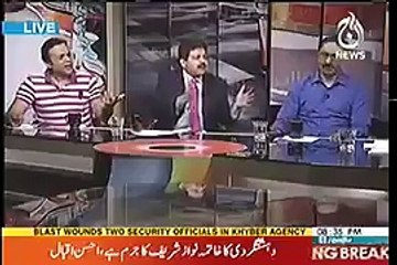 Hamid Mir Leaving GEO TV and Joining Which One??