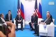 Trump cambia idea, si' alle nuove sanzioni alla Russia