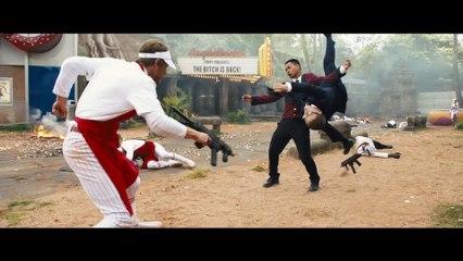 Kingsman 2 : Le Cercle d'or - Bande-Annonce [VO]