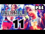 FF12 Final Fantasy XII: The Zodiac Age Walkthrough Part 11 (PS4) English - No Commentary