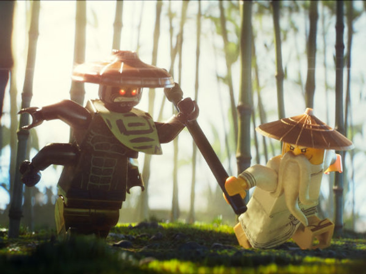 The Lego Ninjago Movie: Trailer #2 HD VF