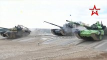 Russia hosts its annual Olympics for tanks