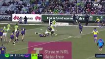 Shocking tackle Billy Slater was KO'd by Sia Soliola in a sickening tackle- Australian professional rugby player - NZ