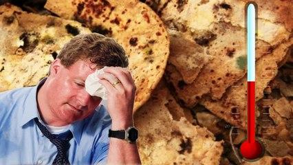 Indian Roti is like burger - Benefits Of Leftover Roti Chapati