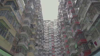 Insta Famous Hong Kong: Monster Building