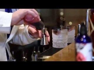 Cocktail Winter Old Fashioned de l'Hôtel Le Bristol