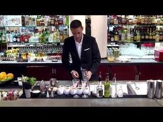 Cocktail 1724 du Park Hyatt