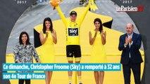 Tour de France : Froome voit la vie en jaune