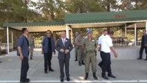 Siirt Baykan'da Terör Saldırısı: 1 Asker Şehit, 2 Asker Yaralı