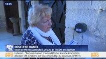 La sœur du père Hamel assassiné à l'église de Saint-Etienne-du-Rouvray livre un témoignage poignant