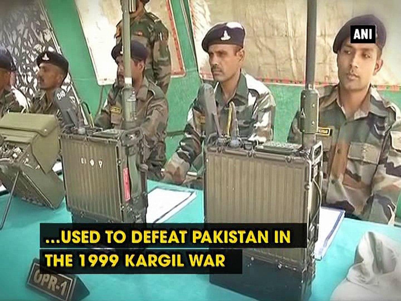Kargil Vijay Diwas: Indian Army displays Bofors guns used in 1999 war