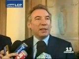 Bayrou MoDem financement du Nouveau Centre