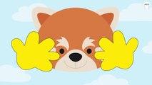 むしむしくん アニメ ❤ 赤ちゃんやお子さんが大喜びします - 赤ちゃん泣き止む!- Peek A Boo - Animals
