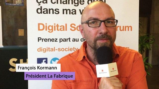 Le numérique modifie le geste de création, François Kurdmann