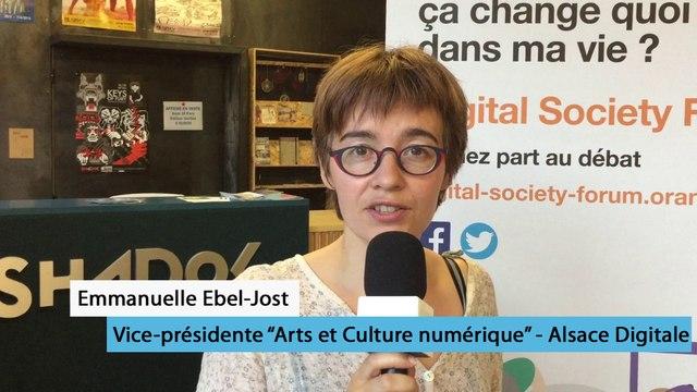 Coment s'emparer des moyens de création, Emmanuelle Ebel-Jost