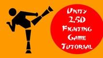 Unity3D Fighting Game Tutorial #14 Main Menu