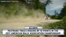 Travis Pastrana Tops David Higgins To Win New England Forest Rally