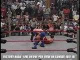 TNA: AJ Styles vs. Petey Williams (Victory Road 2004)
