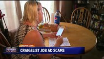 Woman Warns Others After Scammers Offer Fake Jobs Online