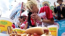 You Won't Believe How Many Nathan's Hot Dogs Miki Sudo Eats