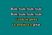 Los Teen Tops - Bule bule (Karaoke)