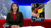 Oil price hike, ipinatupad ng mga kumpanya ng langis ngayong araw