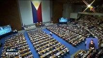 #DuterteSONA2017, sumentro sa pagkakaroon ng maginhawang buhay