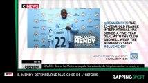 Zap Sport 25 juillet Mendy défenseur le plus cher de l'histoire