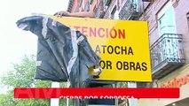 Atascos monumentales en Atocha (directo + reportaje)