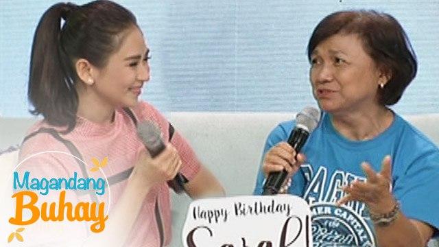 Magandang Buhay: Sarah's impact on her fans