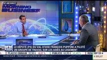 """Baisse des APL: """"Une bourde de Bercy"""", François Pupponi - 25/07"""