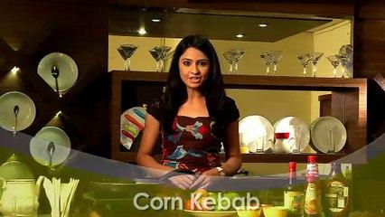 How to Make Corn Kebab