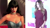 Beyonce and Katy Perry's Dance Off At Missy Elliots Concert