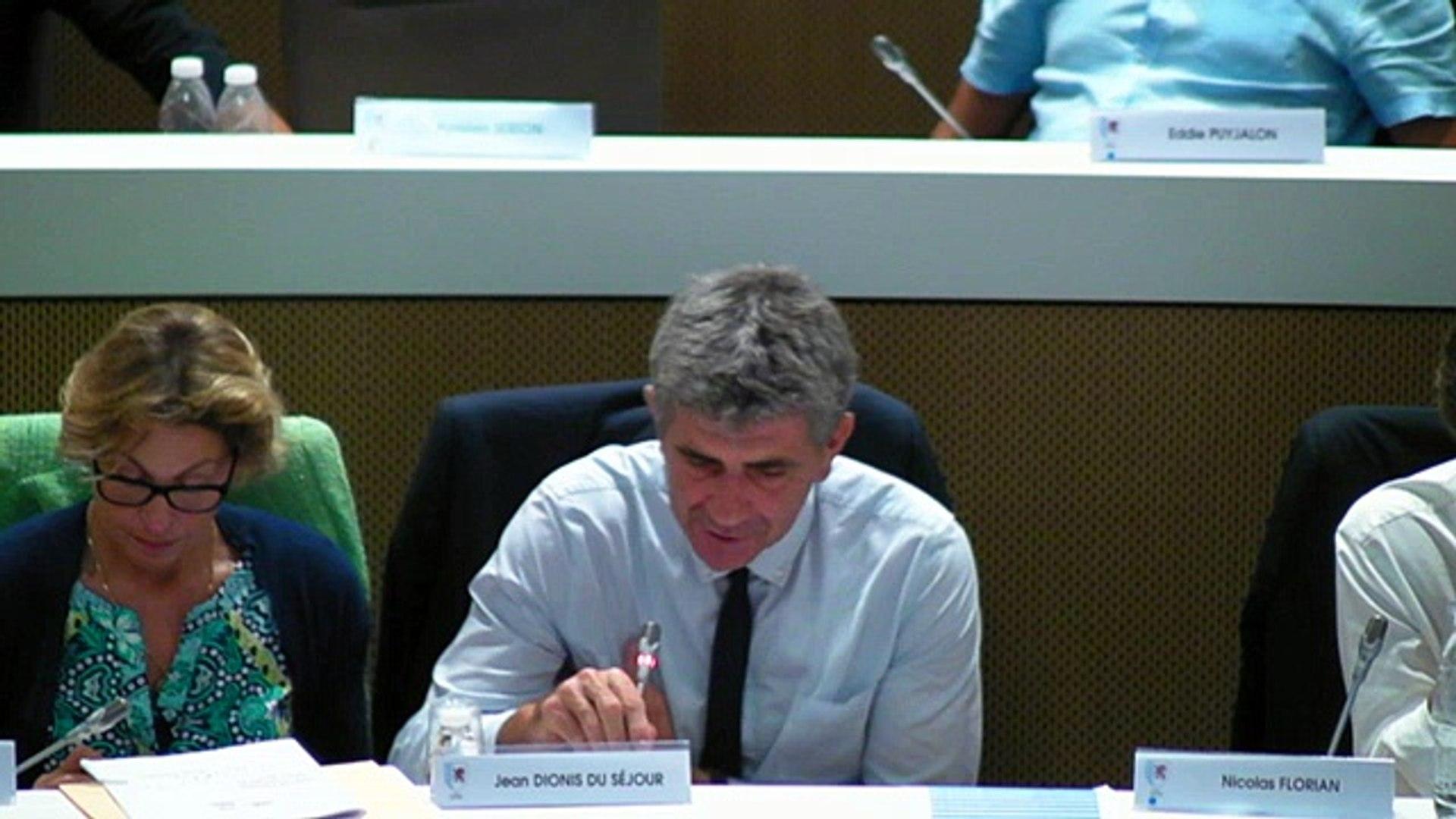 Intervention de Jean Dionis sur le soutien à l'enseignement supérieur et l'ouverture d