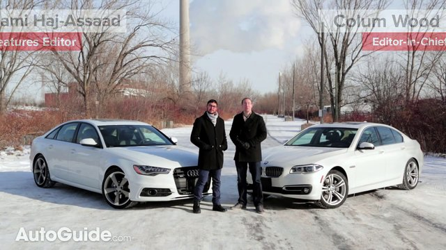 Reviews Car 2014 Audi A6 Tdi Vs 2014 Bmw 535d Xdrive
