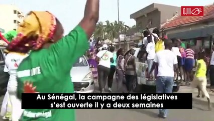 NEWS- Législatives au Sénégal: le vieux, le Premier ministre, le prisonnier