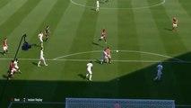 FIFA 17 - TOP 10 BEST GOALS - FT. RABONA, BICYCLE KICK, FREE KICK GOALS & MORE!!! #1