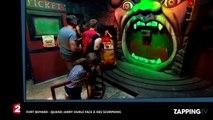 Fort Boyard : Jarry complètement terrifié par des scorpions, la séquence hilarante (vidéo)