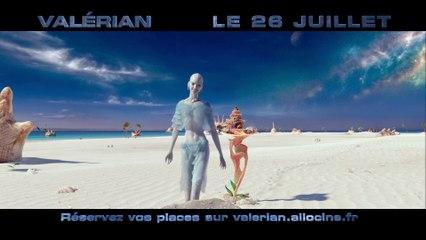 "VALERIAN - Spot ""Enjoy the show"""