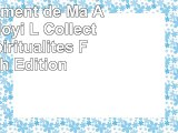 PDF download  Enseignement de Ma Ananda Moyi L Collections Spiritualites French Edition free ebook