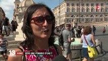 Rome : pénurie d'eau dans la ville