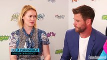 Thor Ragnarok: Chris Hemsworth, Cate Blanchett & Cast On The Film   SDCC 2017   Entertainment Weekly