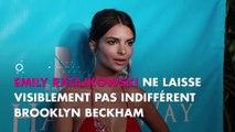 Brooklyn Beckham drague lourdement Emily Ratajkowski ! (photo)