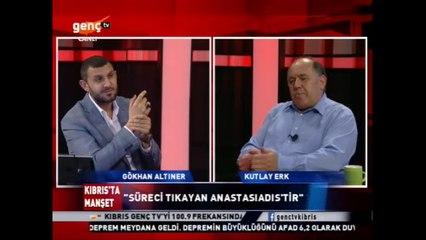 Kıbrısta Manşet - 12.06.2017