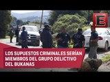 Cinco presuntos huachicoleros mueren en Puebla en enfrentamiento con militares