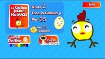 LaGallina Pone Huevos - Juegos para niños